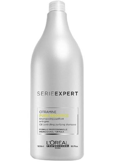 L'oreal Professionnel Loreal Serie Expert Pure Resource Citramine Şampuan 1500 Ml Renksiz